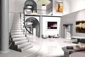 les maisons du futur. Black Bedroom Furniture Sets. Home Design Ideas